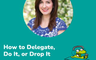 the time management skills from anna dearmon kornick